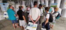 Les Ets Sansan, un site de visite très apprécié des touristes