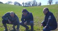 Nouvelle-Aquitaine: Sansan communique sur les semis directs sous couvert